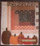 Pumpkin Candle Mat