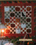 Crow in the Pumpkin Patch Wall Quilt