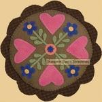 Hearts & Bloom Pincushion