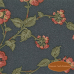Looking Back Floral on Navy