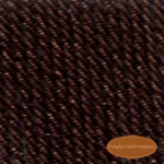 Presencia Dark Coffee Brown Cotton Thread
