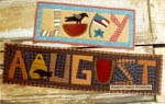 Simple Pleasures Quilts Thru the Year - July & August