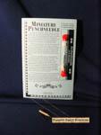 Miniature Punchneedle - No. 2, tool