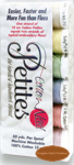 Sulky 12 wt. Cotton Petites—Spring Colors Pack