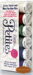 Sulky 12 wt. Cotton Petites�Winter Colors Pack