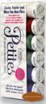 Sulky 12 wt. Cotton Petites�Winter Colors Pack