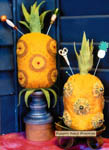Pineapple Pincushion