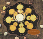 Chicks Candle Mat Kit