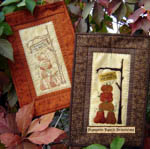 Pumpkins for Sale Quilt Kit