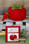BIG FAT Tomato Pincushion Pattern
