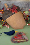 BIG FAT Acorn Pincushion Pattern