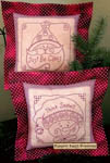 Winter Partners Pillows