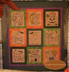 Trick or Treat Needlework BOM