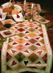 Lots of Hearts Table Runner