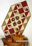 Baskets of Posies Table Runner