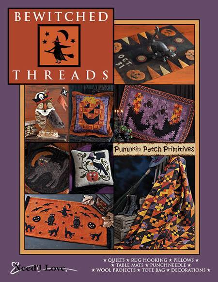 Bewitched Threads Pattern Book