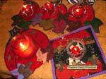 Pumpkin Candle Trivet