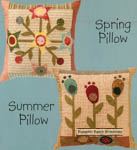 Folk Art Pillows - Spring & Summer