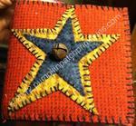 Echoed Star Woolen Needle Keeper Kit