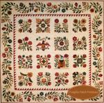Jacqueline's Album Quilt