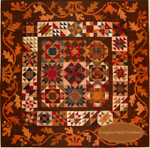 Chocolate A Sample Quilt