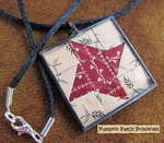 Friendship Star Pendant Necklace