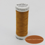 Sulky 12 wt. Cotton Thread 712 Gally Gold