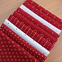 Redwork Fat Quarter Bundle