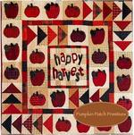 Happy Harvest Pumpkin Quilt