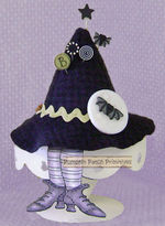 Boo Moon Pincushion Starter Kit