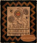 Sunny Days Embroidery Quilt Kit