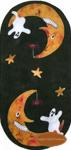 Boo Moon Mini Mat