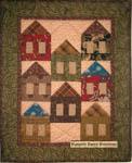 Mini House Quilt