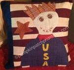 Lady Liberty Pillowcase Kit