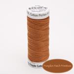 Sulky 12 wt. Cotton Thread 712 Med. Tawny Tan