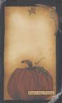 Harvest Moon Mini Notepad