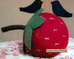 Big Berry Pickin' Pincushion