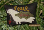 Peace Pincushion