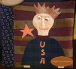 Lady Liberty Pillowcase