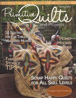 Primitives Quilts and Projects, Spring 2017