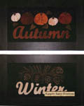 It's Autumn/Winter Pines