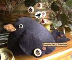 Pin Feathers Pincushion Kit