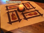 Pumpkin Butter Quilt Kit