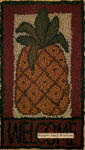 Pineapple Punchneedle Embroidery Kit