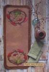 Wool Floral Runner