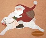 Hopalong Santa