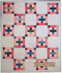 The Blue Cross Quilt