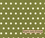 Shasta Dots on Olive