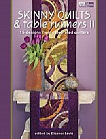 Skinny Quilts and Table Runner