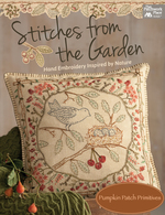 Stitches from the Garden Book